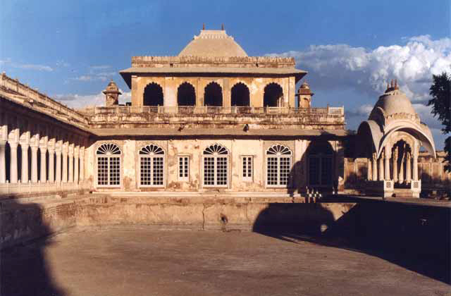 Ahhichatragarh Fort - Award of Excellence 2002