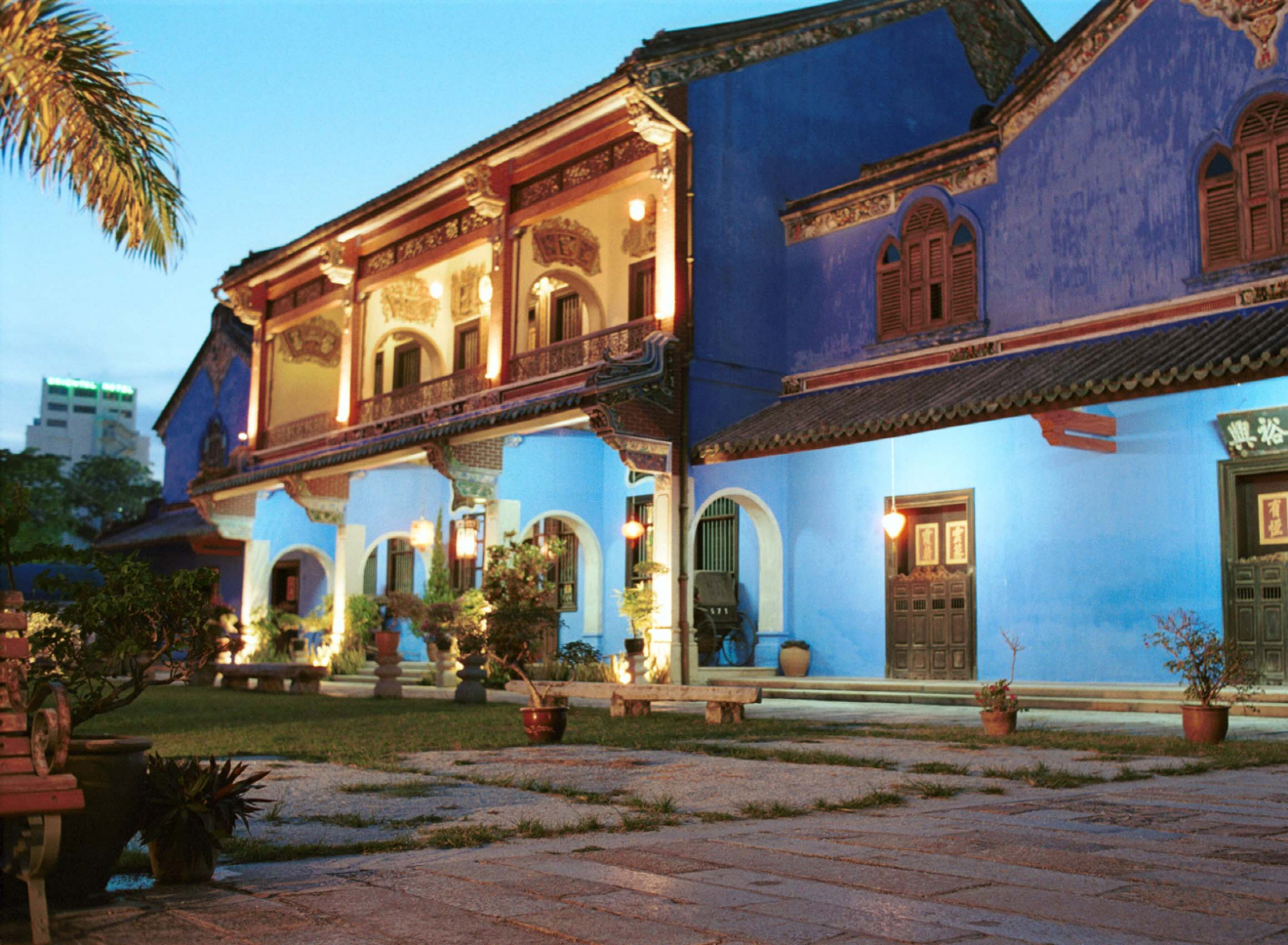 Cheong Fatt Tze Mansion - Award of Excellence 2000