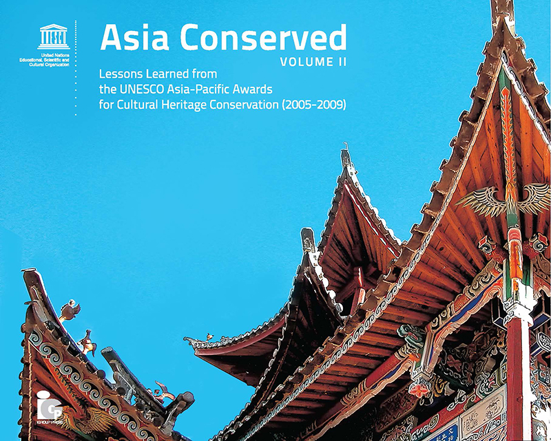 Asia Conserved Volume II: 2005-2009