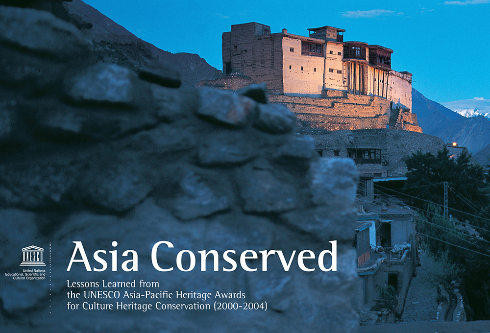 Asia Conserved I