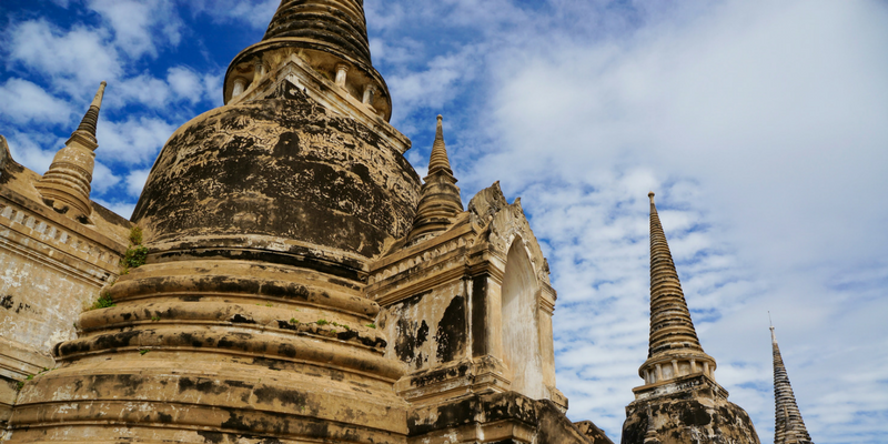 Project To Revive Thai Traditional Building Craftsmanship