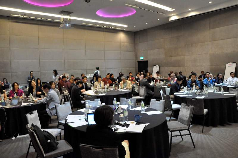 Technical Meeting to Develop a Modality for Teachers to Embed Global Citizenship Education into the Curriculum, 27 February – 1 March 2017, Bangkok, Thailand