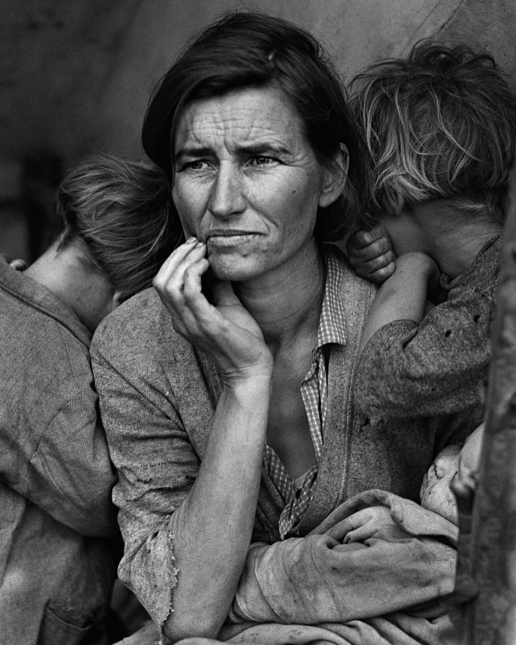 © Dorothea Lange/Farm Security Administration