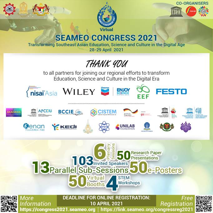 SEAMEO Congress 2021