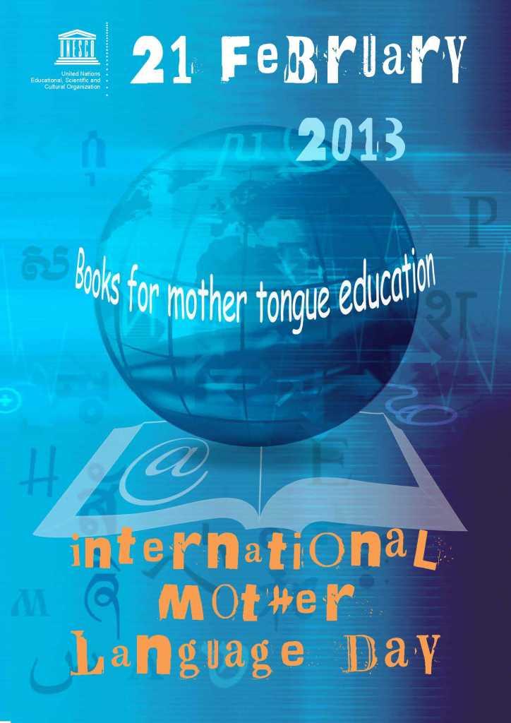 International Mother Language Day, 21 February 2013 | UNESCO Bangkok