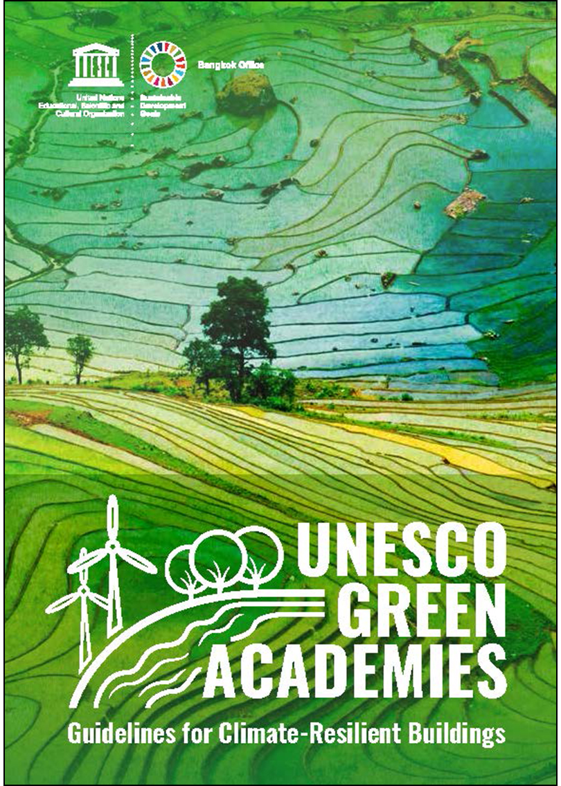 UNESCO Green Academies – Guidelines for Climate-Resilient Schools (Brochure)