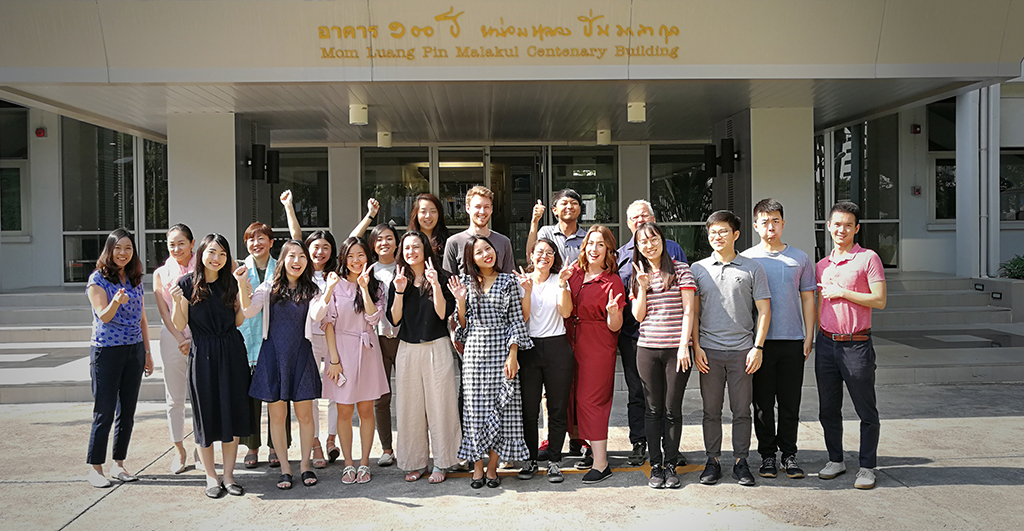 UNESCO Bangkok Interns and Volunteers
