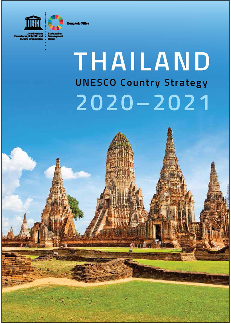 hailand UNESCO Country Strategy 2020-2021