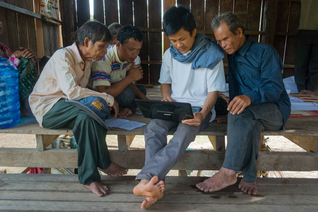 Promoting ownership, empowerment in rural Cambodia