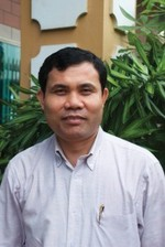 """""Sinthay Neb, Director of the Advocacy and Policy Institute (API), Cambodia"