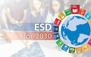 Technical Consultation Meeting on the Future of Education for Sustainable Development (ESD)