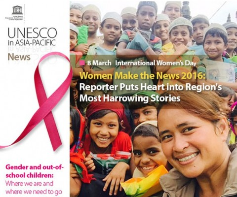 UNESCO in Asia-Pacific News, March-April 2016