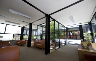 Reading Room for the Portuguese School of Macau - Award of New Design in Heritage Context 2012