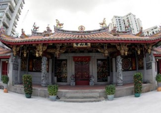 Hong San See Temple, Singapore - Award of Excellence 2010