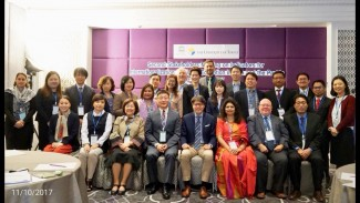 Second Stakeholders Meeting on Indicators for Internationalization of Higher Education in Asia and the Pacific: Toward a mapping of indicators and their utilization, 9-10 November 2017, Bangkok, Thailand