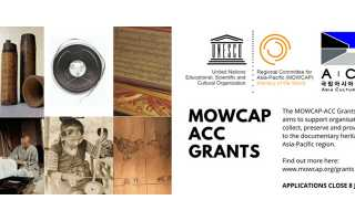 The MOWCAP-Asia Culture Center Grants Program