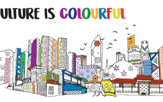 Get creative to promote culture: Join our #CultureIsColourful campaign!