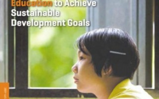 Publication on Education to Achieve Sustainable Development Goals