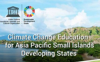 Climate Change Education for Asia Pacific Small Island Developing States