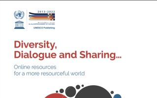 Diversity, Dialogue and Sharing… Online resources for a more resourceful world