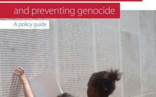 Education about the Holocaust and preventing genocide - A Policy Guide