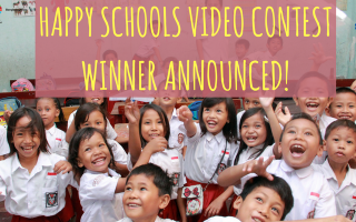 Happy Schools video contest: 'Time traveller' tale wins top prize