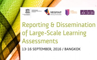 Workshop: Reporting & Dissemination of Large-Scale Learning Assessments