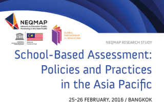 Orientation meeting for regional study on School-Based Assessment: Policies and Practices in the Asia Pacific