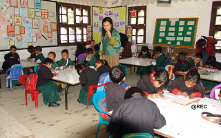 Bhutan transforms assessment in science to competency-based assessment