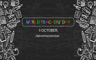 World Teachers' Day (5 October)