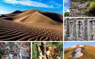 Nature's majesty and man-made marvels: Asia-Pacific's 8 New World Heritage Sites