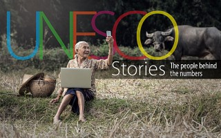 "UNESCO Stories ""The People behind the number"""