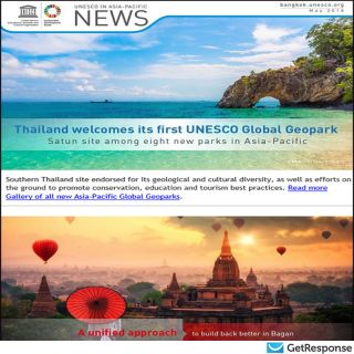 NEWS - UNESCO in Asia-Pacific, May 2018