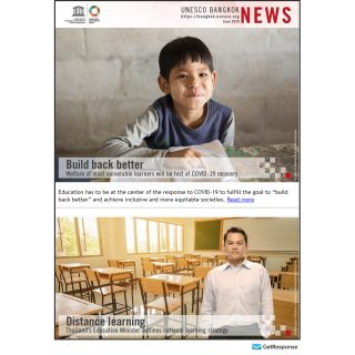 UNESCO Bangkok News, June 2020