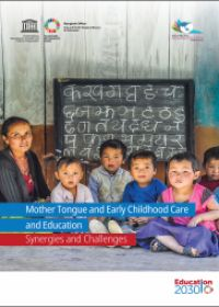 Mother Tongue and Early Childhood Care and Education: Synergies and Challenge