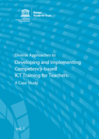 Diverse Approaches to Developing and Implementing Competency-based ICT Training for Teachers: A Case Study