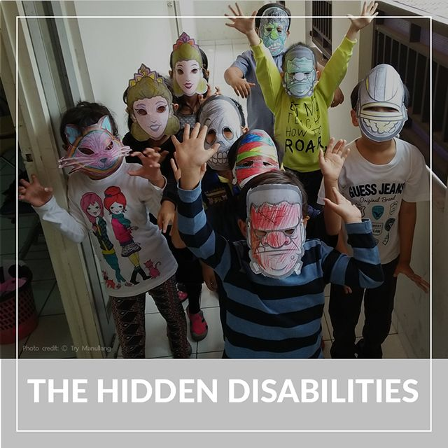 Educate ourselves about learning disabilities to ensure universal right to education