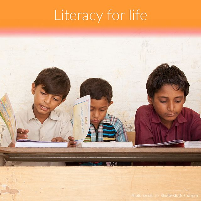 Urgent Asia-Pacific goal as US$14 billion needed to achieve universal literacy in key countries