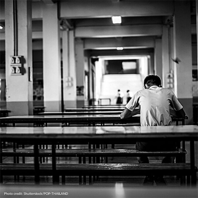 School bullying in the Asia-Pacific affects us all