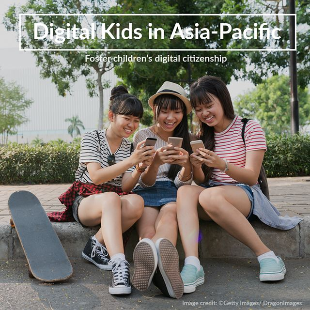 Digital Kids Asia-Pacific Regional Report Launch