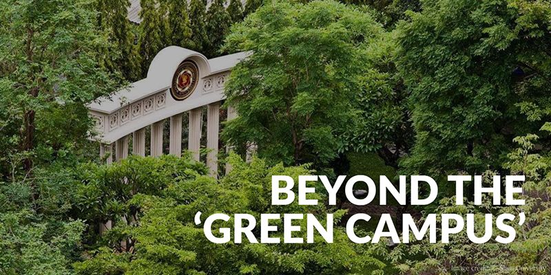 Asian universities promote learning through environmental and sustainability assessment