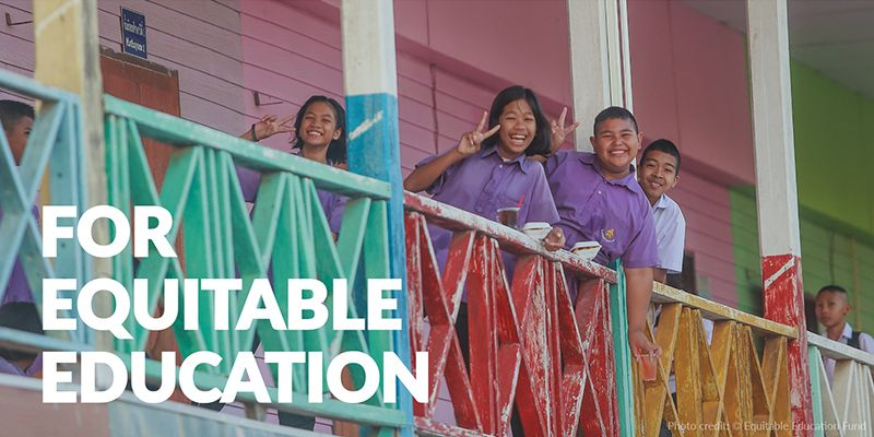 Partnership launches in Bangkok to champion international equal access to education