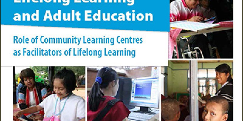 Adult centres education