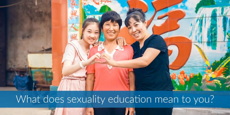Face the facts: Young people in China need more from sexuality education