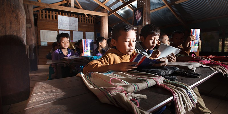 UNESCO and Educate a Child take action for ASEAN's out-of-school children and youth