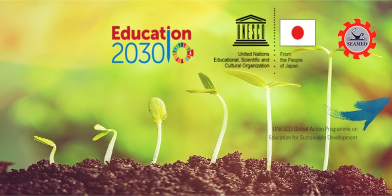 Integrating Education for Sustainable Development (ESD) in Teacher Education  in South-East Asia Project Review Workshop, 24-26 April 2018, Bangkok,  Thailand