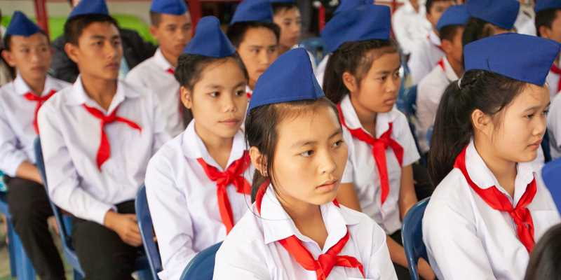 Youth on the frontlines: Data analysis training to develop Lao ...