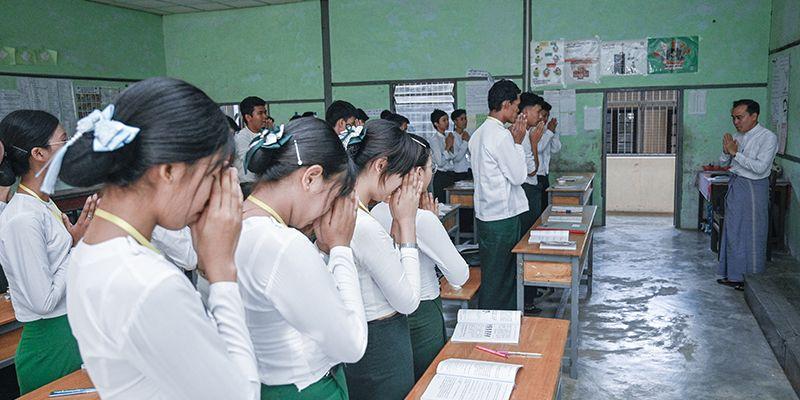 Myanmar's online pre-service teacher education reform offers new  opportunity | UNESCO Bangkok